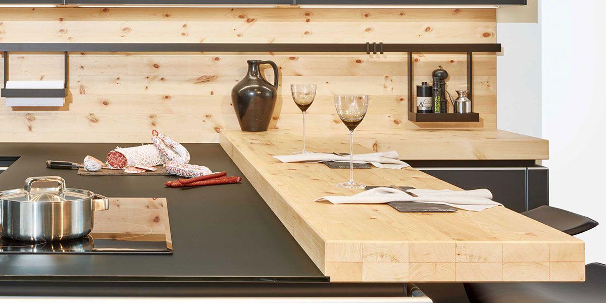 Arbeitsplatten - Küchenfachhändler Katzhütte-Oelze Küchen-EHLE